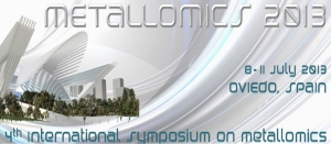2013. Metallomics