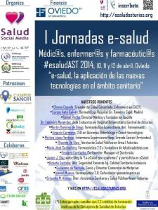 I Jornadas e-salud Asturias