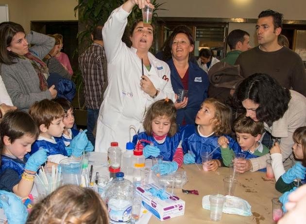 Ciencia en Familia - Despertando alguna vocación científica