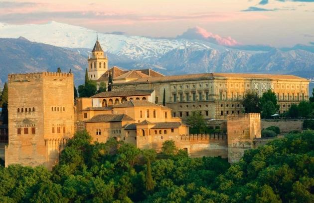 La Alhambra - Biocemento