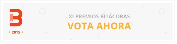 Bitácoras 2015. Vota