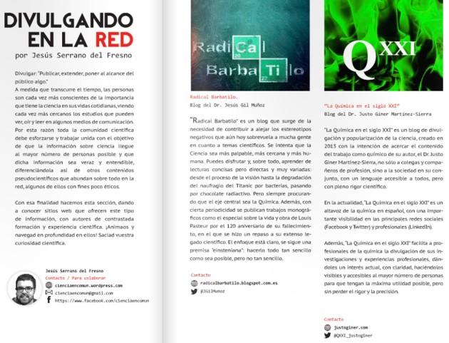 La Química en el siglo XXI - Divulgando en la red