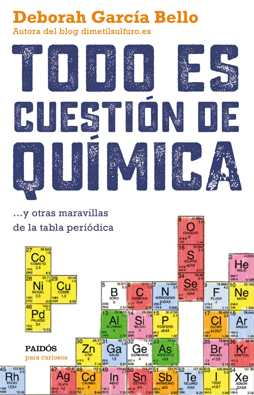 Todo es cuesti n de qu mica y otras maravillas de la for Resumen del libro quimica en la cocina