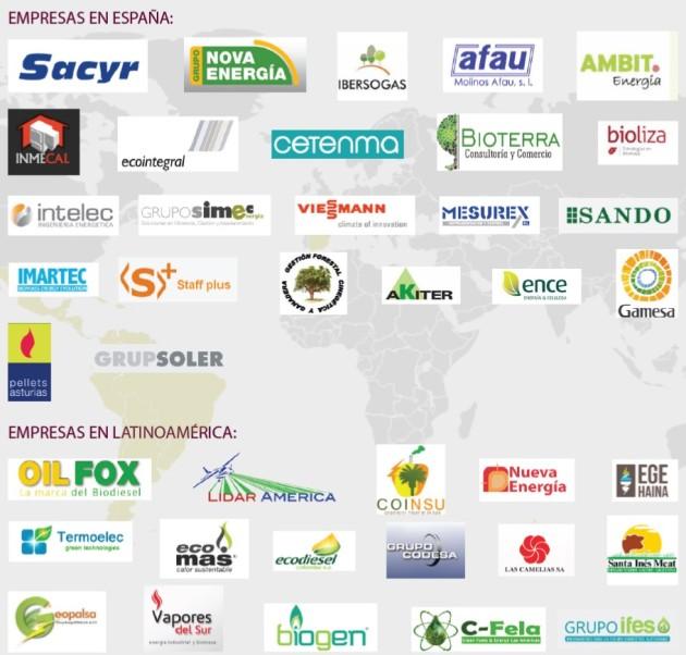 Empresa Biomasa Energía Empleo Formación Práctica España Renovable Orgánico