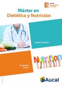master dietetica nutricion ciencia quimica