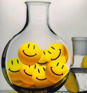 Actitud positiva Quimica