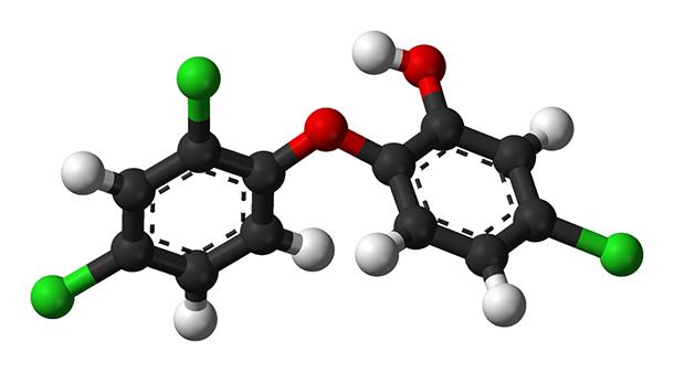 Triclosan Ciencia Quimica
